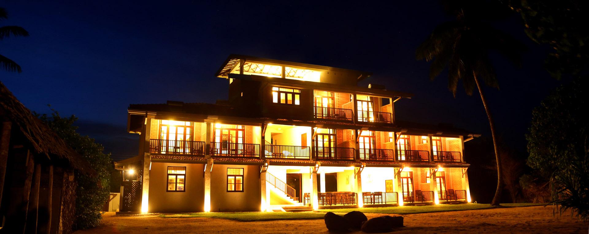 Serein Beach Hotel Tangalle